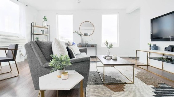 Magnificient Diy Renovation Ideas For Your Living Room 40