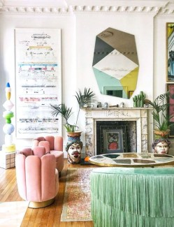 Popular Eclectic Interior Design Ideas To Inspire You 30