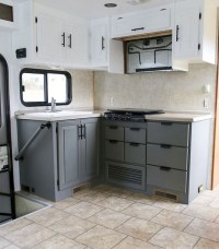 Popular Rv And Camper Hack Decoration Ideas For Family 29