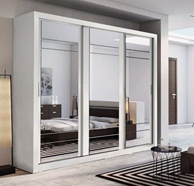 Best Wardrobe Design Ideas For Your Small Bedroom 09