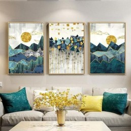 Captivating Diy Wall Art Ideas For Your House To Try 01