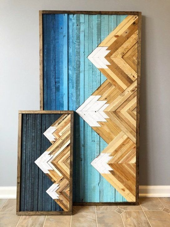 Captivating Diy Wall Art Ideas For Your House To Try 22
