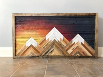 Captivating Diy Wall Art Ideas For Your House To Try 44