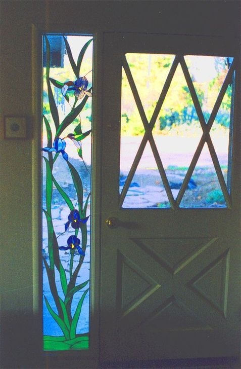 Catchy Glass Window Design Ideas For Home 02