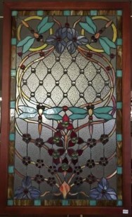 Catchy Glass Window Design Ideas For Home 19