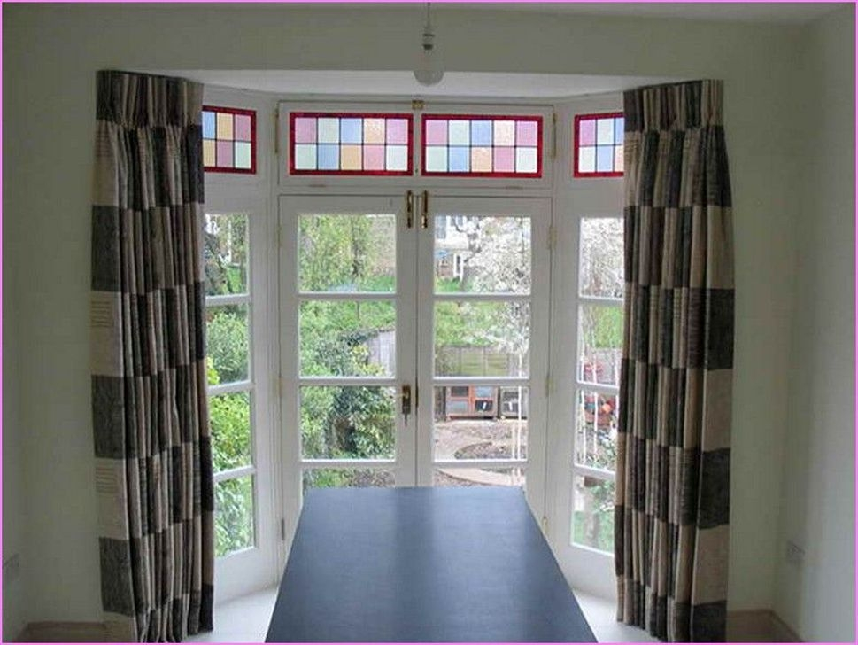 Catchy Glass Window Design Ideas For Home 36