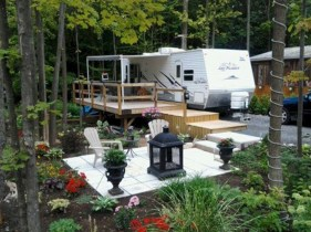 Classy Rv Camping Design Ideas For Summer Vacation 01