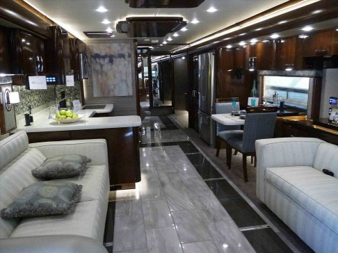 Classy Rv Camping Design Ideas For Summer Vacation 44