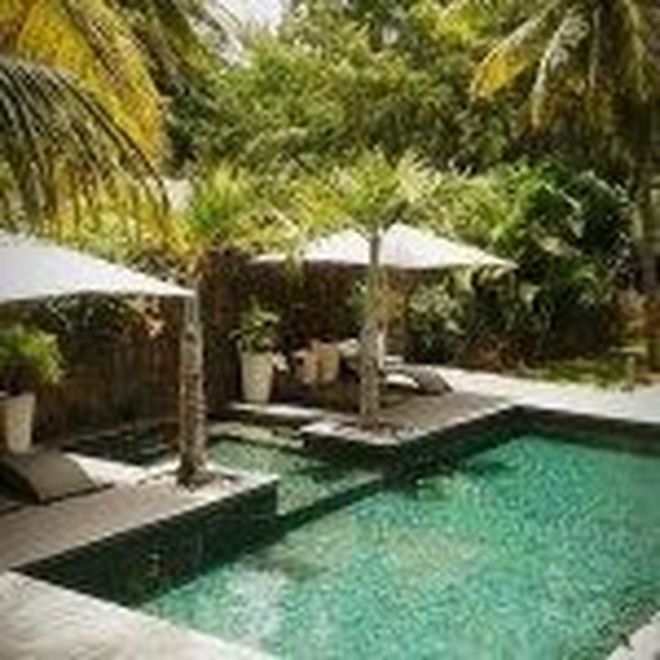 Comfy Backyard Designs Ideas With Swimming Pool Looks Cool 07