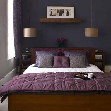 Comfy Red Bedroom Decorating Ideas For You 17