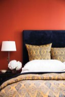 Comfy Red Bedroom Decorating Ideas For You 29