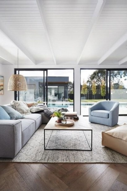 Cool Ceilings Lighting Design Ideas For Living Room To Try 12