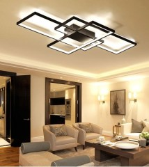 Cool Ceilings Lighting Design Ideas For Living Room To Try 24