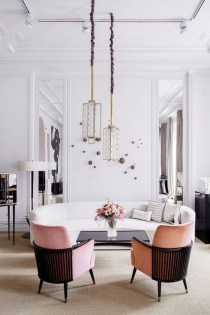 Cool Ceilings Lighting Design Ideas For Living Room To Try 27