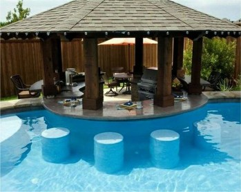 Creative Swimming Pools Design Ideas For Your Yard 42