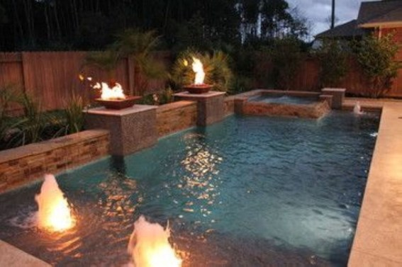 Creative Swimming Pools Design Ideas For Your Yard 43