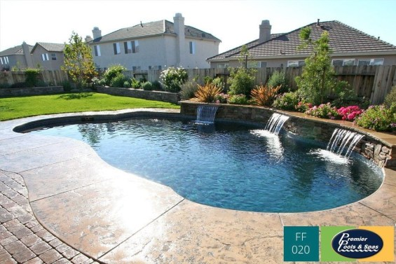 Creative Swimming Pools Design Ideas For Your Yard 44
