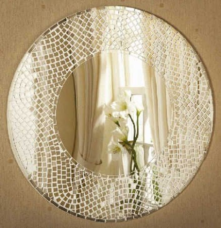 Enchanting Diy Mosaic Craft Ideas To Beautify Your Home Decoration 36