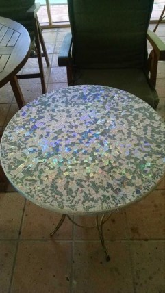 Enchanting Diy Mosaic Craft Ideas To Beautify Your Home Decoration 42