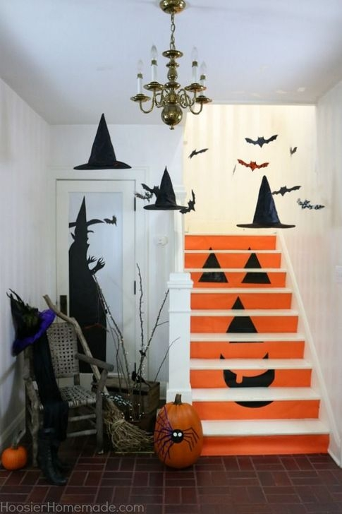 Extraordinary Diy Halloween Decorating Ideas For Apartment 14
