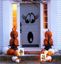 Extraordinary Diy Halloween Decorating Ideas For Apartment 29