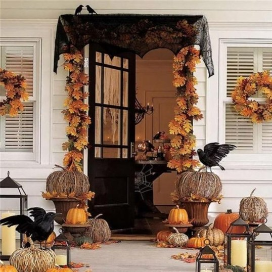 Extraordinary Diy Halloween Decorating Ideas For Apartment 44