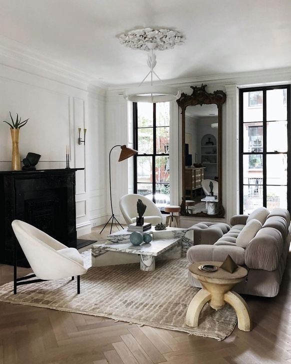 Fabulous Living Room Design Ideas That Trendy Now 24