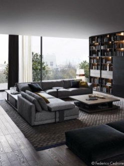 Fabulous Living Room Design Ideas That Trendy Now 41