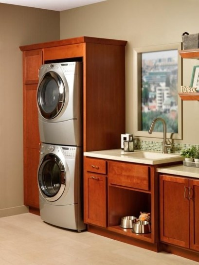 Fancy Laundry Room Layout Ideas For The Perfect Home 16