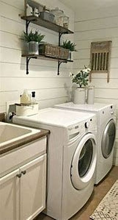 Fancy Laundry Room Layout Ideas For The Perfect Home 39