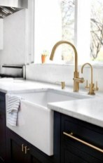 Fancy Painted Kitchen Cabinets Design Ideas With Two Tone 04