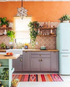 Luxury Colorful Apartment Décor And Remodel Ideas For Summer 06