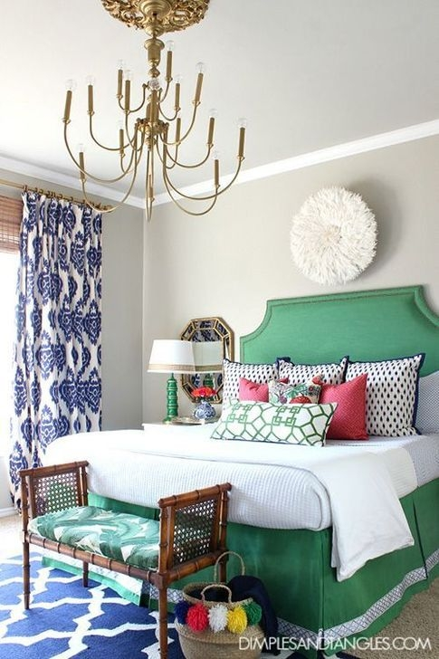 Luxury Colorful Apartment Décor And Remodel Ideas For Summer 16