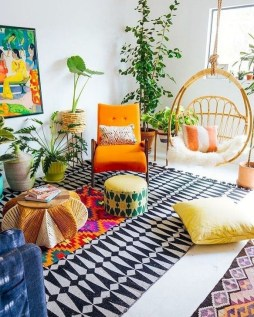 Luxury Colorful Apartment Décor And Remodel Ideas For Summer 29