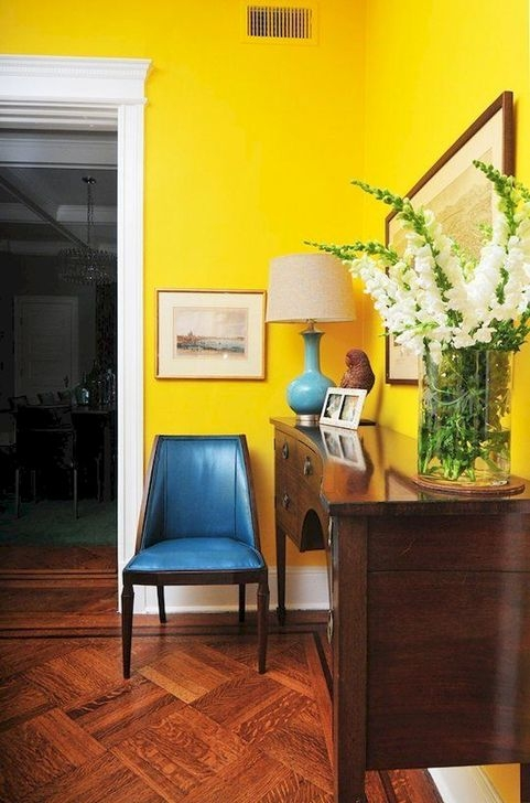 Luxury Colorful Apartment Décor And Remodel Ideas For Summer 35