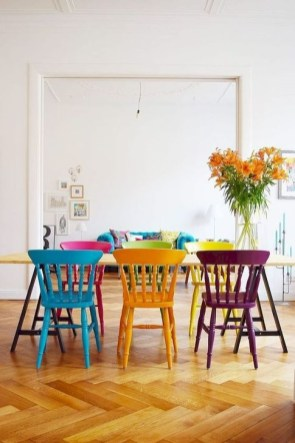 Luxury Colorful Apartment Décor And Remodel Ideas For Summer 41