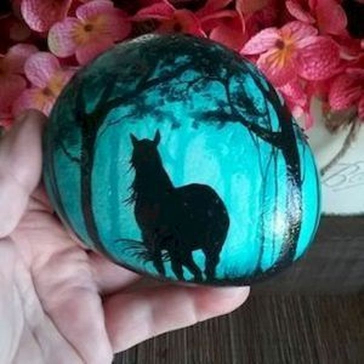 Marvelous Diy Projects Painted Rocks Animals Horse Ideas For Summer 20