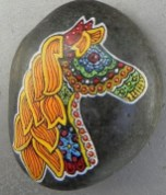 Marvelous Diy Projects Painted Rocks Animals Horse Ideas For Summer 21