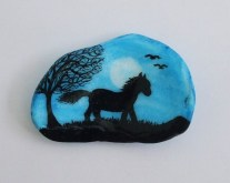 Marvelous Diy Projects Painted Rocks Animals Horse Ideas For Summer 35