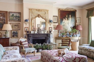 Perfect French Country Living Room Design Ideas For This Fall 22