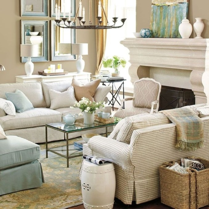 Perfect French Country Living Room Design Ideas For This Fall 26