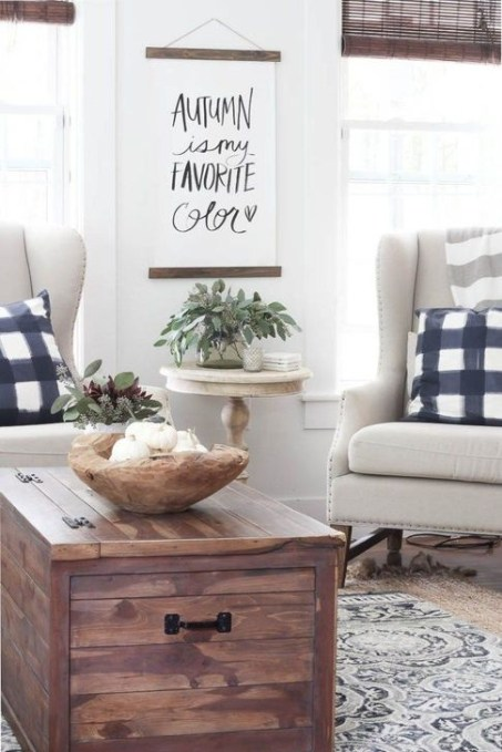 Perfect French Country Living Room Design Ideas For This Fall 27