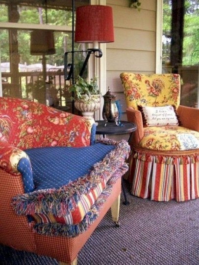 Perfect French Country Living Room Design Ideas For This Fall 37