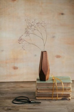 Splendid Diy Flower Vase Ideas To Add Beauty Into Your Home 36