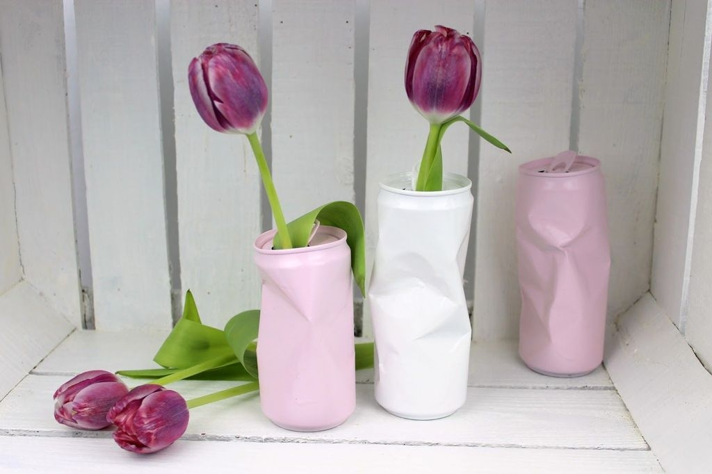 Splendid Diy Flower Vase Ideas To Add Beauty Into Your Home 38
