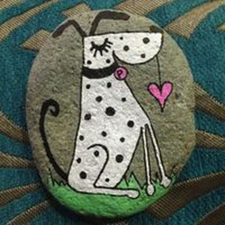 Splendid Diy Projects Painted Rocks Animals Dogs Ideas For Summer 11