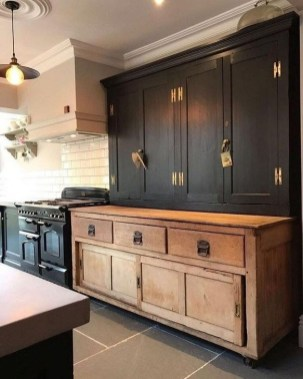 Stylish Farmhouse Kitchen Design Ideas To Bring Classic Look 15