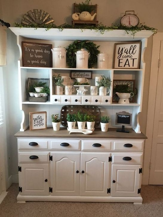 Stylish Farmhouse Kitchen Design Ideas To Bring Classic Look 42