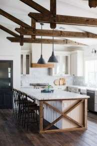 Unordinary Farmhouse Kitchen Ideas For Your House Design 19