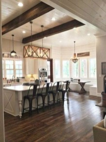 Unordinary Farmhouse Kitchen Ideas For Your House Design 23